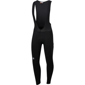 Sportful Neo Cuissards longs à bretelles Homme, black